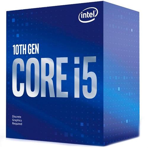 Imagem 1 de 3 de Processador Intel Core I5 10400f Comet Lake Bx8070110400f