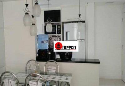 Apartamento Lindo Com 2 Dormitórios/ 1 Com Closet ( Planta Original 3 Dormitórios ) 54 M² Por R$ 330.000 - Vila Venditti - Guarulhos/sp - Ap1482