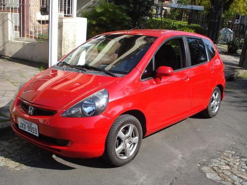 Honda Fit Lx 1.4 Automatico