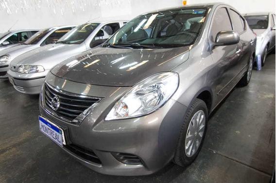 Nissan Versa Sv 1.6 Flex 2014