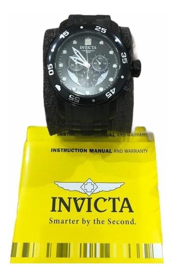 Relógio Invicta Pro Driver Black 6986