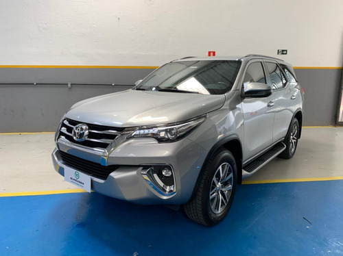 Toyota Hilux 2020 2.8 Tdi Srx Cab. Dupla 4x4 Aut Blindado
