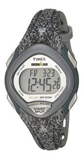 Reloj Timex Midsize Ironman Sleek 30 Resin Correa