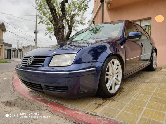 Vw Bora 1.8t Hightline Cuero Y Nogal 2006, Digno De Ver