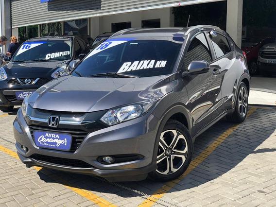 Honda Hr-v Ex 1.8 Flexone 16v 5p Aut. - Cinza - 2018