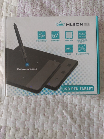 Mesa Digitalizadora Huion H420