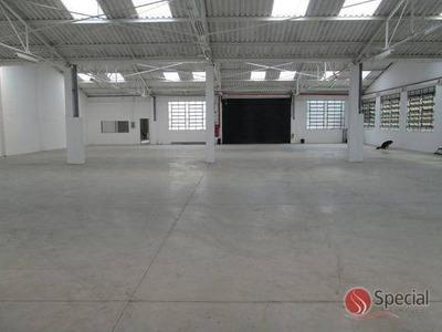 Galpão Para Locação, Vila Socorro, São Paulo - Ga0529. - Ga0529