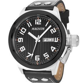 Relógio Magnum Masculino Original Garantia Nota Ma32765t