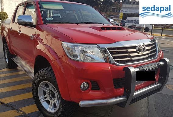 Toyota Hilux 4x4 2014 Srv Equipada