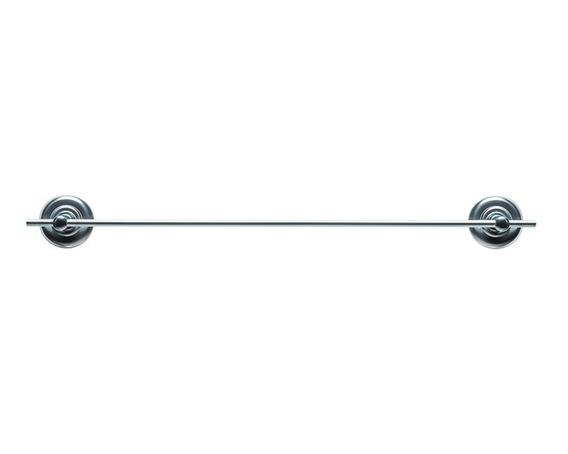 Porta Tolha Inox Luxo Modern 45 Cm - Fjm Mega Promoção