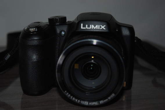 Lumix Panasonic Lz30 Super Zoom 35x Com Defeito