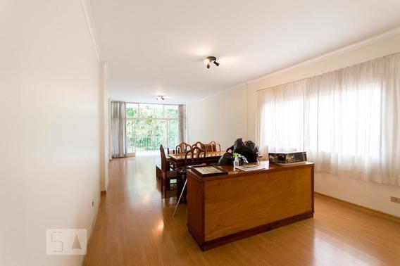 Apartamento Para Aluguel - Higienópolis, 3 Quartos, 250 - 893086972