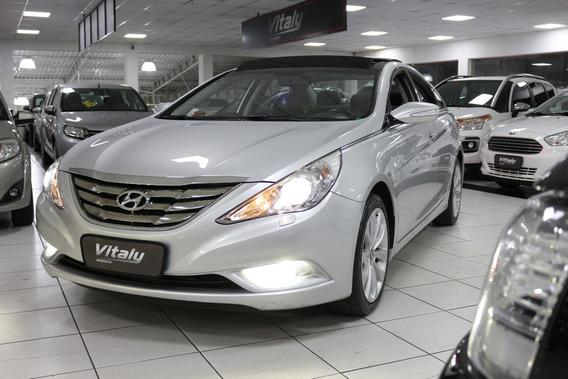 Hyundai Sonata 2.4 Aut. 2012 Prata