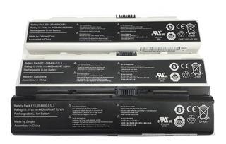 Bateria Netbook Nvtbes103s4400b Para Novatech Bgh Positivo