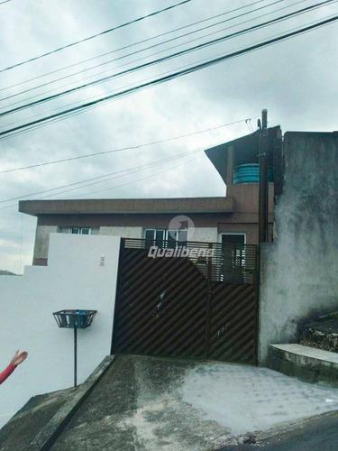 Casa Com 3 Dormitórios Para Alugar, 103 M² Por R$ 1.700,00/mês - Suíssa - Ribeirão Pires/sp - Ca0183