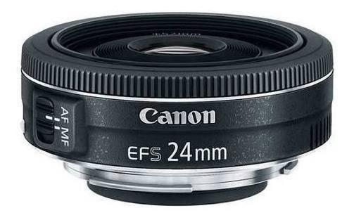 Lente Canon Ef-s 24mm F/2.8 Stm Original