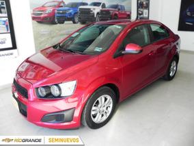 Chevrolet Sonic Lt L4/1.6 Aut