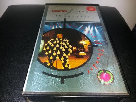 Vhs - Pink Floyd - In Concert