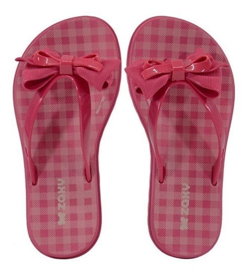 Chinelo Infantil Zaxy Fresh Beauty Rosa - 17482