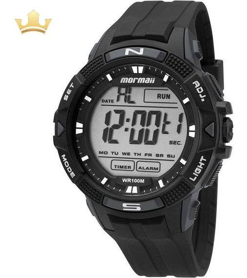Relógio Mormaii Masculino Mo5001/8c C/ Garantia E Nf