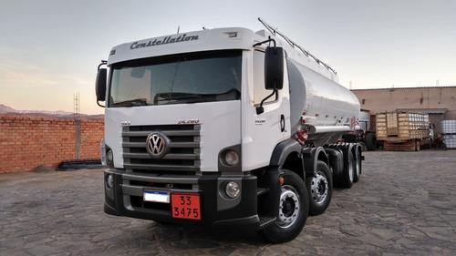 Vw 24280 2012 Bi-truck - Tanque