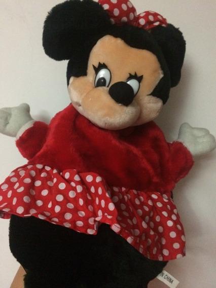 Mochila De Minnie Mouse Para Niña