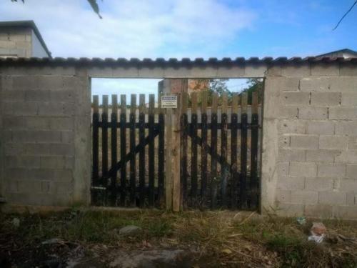 Terreno No Bairro Nova Itanhaém, Em Itanhaém, Litoral Sul Sp