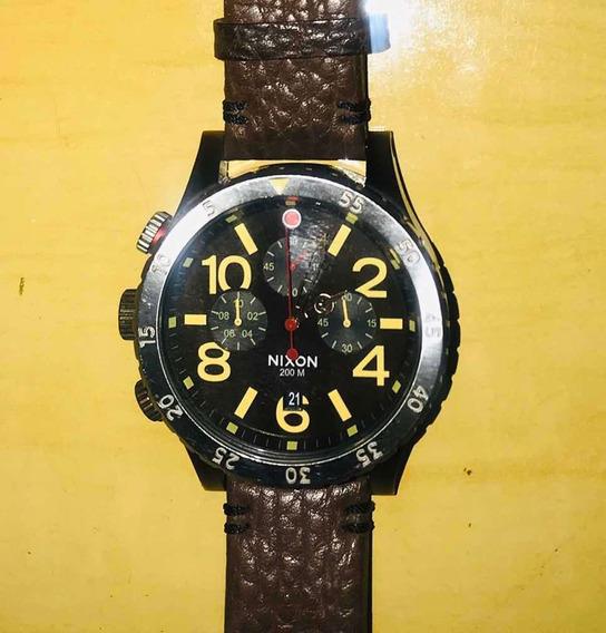 Relógio Nixon 48-20 Original Modelo Raro