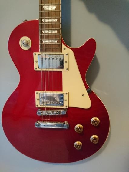 Guitarra Phoenix Les Paul Vermelha
