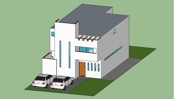 Casa Nueva Fracc. Orquidea Slp 4recamaras 4baños +jardin