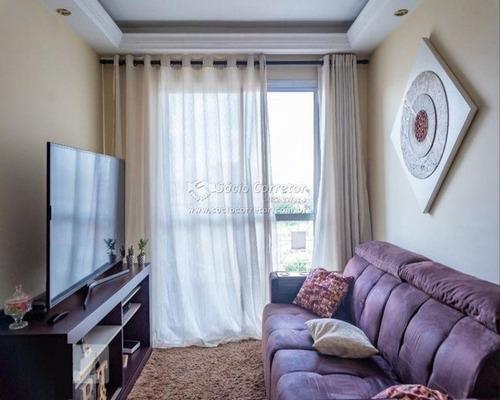 Imagem 1 de 15 de Vendo Apartamento 65 M² - 2 Dorms - Tatuapé- Cond. East Side - Apartamento A Venda No Bairro Chácara Califórnia - São Paulo, Sp - Sc01207