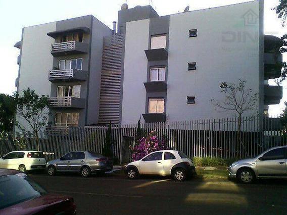 Apartamento Amplo - 3 Quartos, 1 Suíte, 2 Vagas Centro Cascavel-pr! - Ap0093