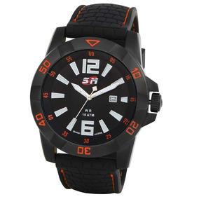 Relógio Masculino Esportivo Surfmore Analógico Calendário