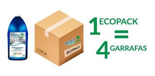 Ecopack - Sanitizante Desengrasante Clorado Biodegradable Kc