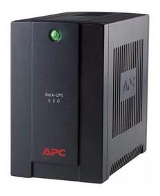 Ups Estabilizador Apc Back Bx550ci-ar 230 Watts 550va Bx550