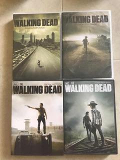 The Walking Dead Temporadas 1,2,3 Y 4 Incluye Envío