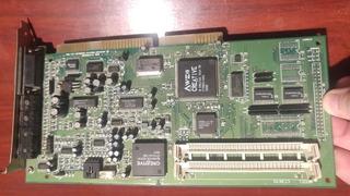 Placa De Sonido Sound Blaster Awe32 Pnp32 Isa Funcionando