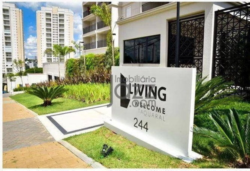 Apartamento Com 3 Dormitórios À Venda, 73 M² Por R$ 668.024,00 - Taquaral - Campinas/sp - Ap5096