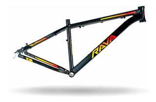 Quadro Aro 29 Bike Mtb Tsw Rava Pressure Tam 17 Aluminio