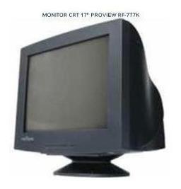 Monitor De 17 Tela Plana
