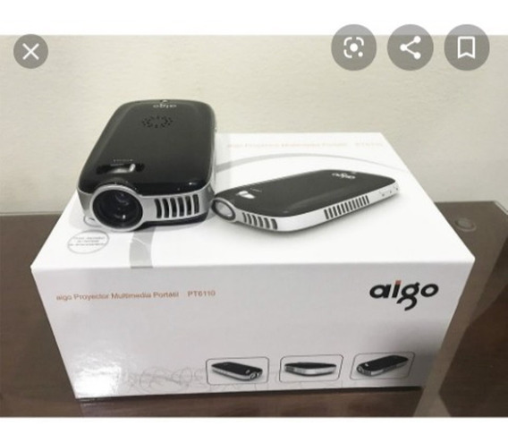 Mini Proyector Aigo