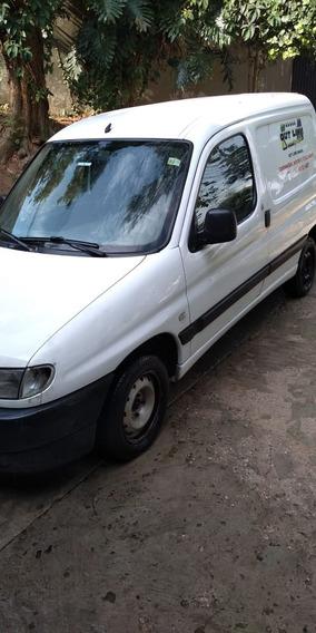 Peugeot Partner Furgão Com Porta Lateral