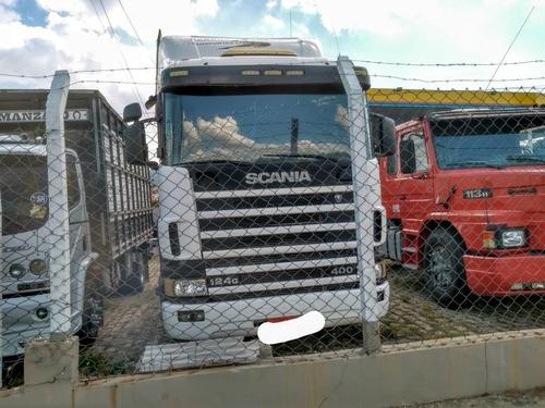 Scania 124 G 400 2004
