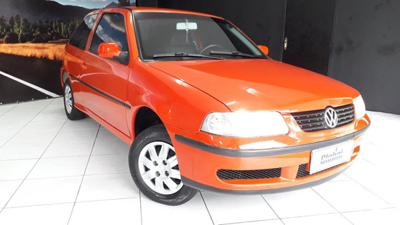 Volkswagen Gol 1.0 Mi City 8v Gasolina 2p Manual G.iii