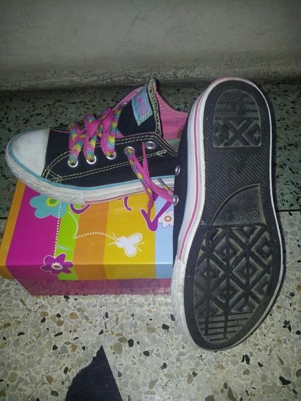 Zapatos Converse Tabuche Tipo Converse