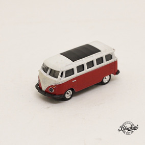 Miniatura Malibu International 1/87 Volkswagen Kombi Safari
