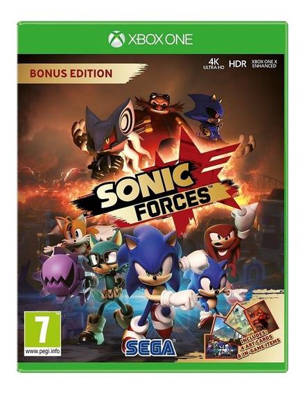 Sonic Forces Xbox One Mídia Digital Offline