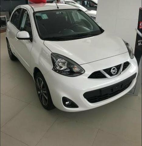 Nissan March 1.6 16v Sl Aut. 5p 2019