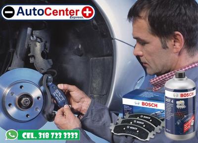 Frenos Cali Autocenter Express Pastillas Discos Revisión