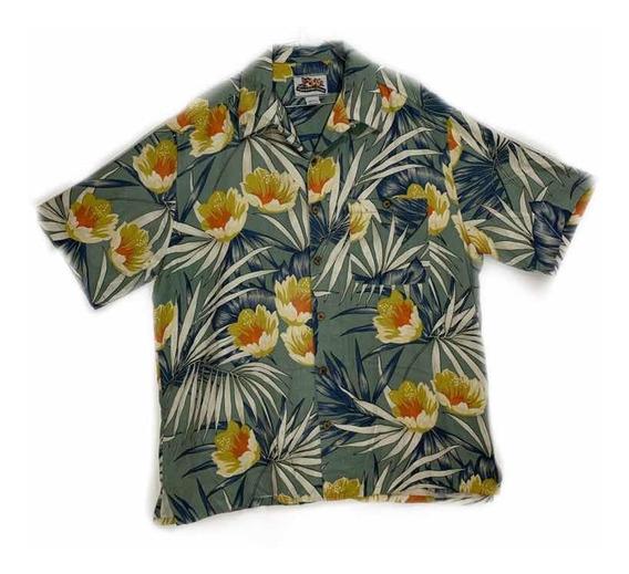 Camisa Hawaiiana Paradise Coves